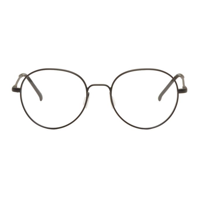 Image of Super Black 'Numero 16' Glasses