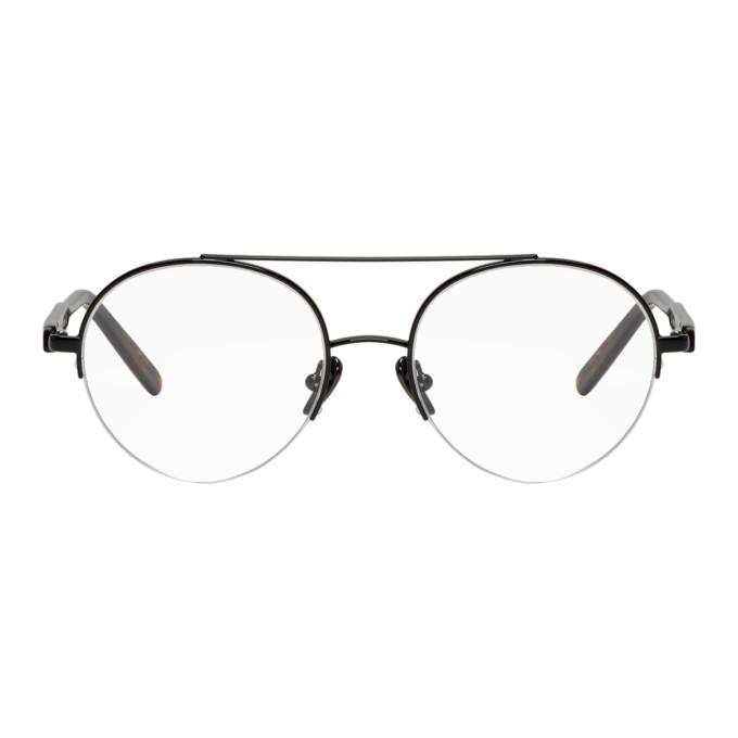 Image of Super Black Numero 24 Glasses