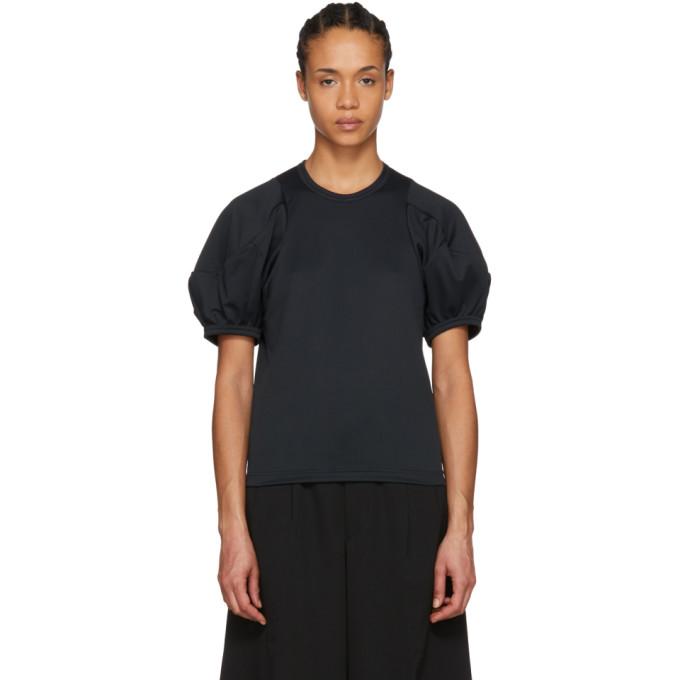 Image of Comme des Garçons Black Volume Sleeve T-Shirt
