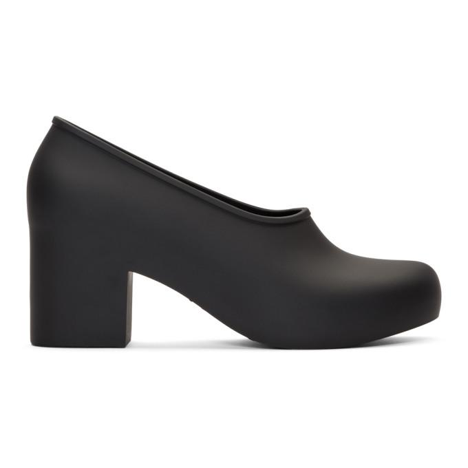 Image of Comme des Garçons Black Melissa Edition Heels