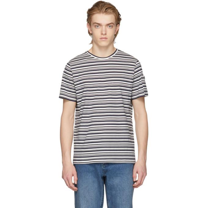 A.P.C. Blue Rody T-Shirt