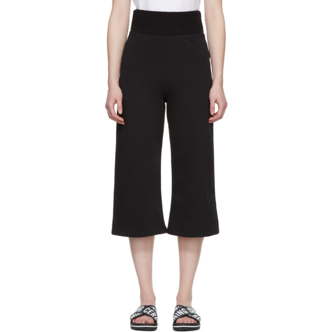 Image of Opening Ceremony Black Banded Lounge Pants