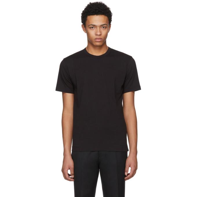 Image of Comme des Garçons Shirt Black Basic T-Shirt