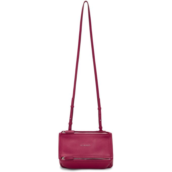 Givenchy Pink Mini Pandora Bag