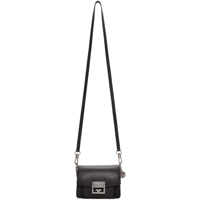 Givenchy Black Mini GV3 Bag