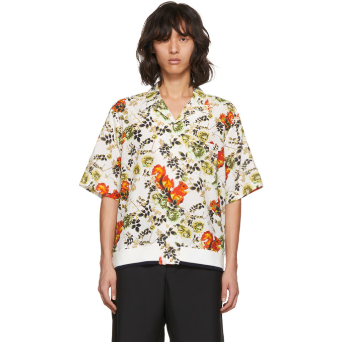 31 Phillip Lim Multicolor Surreal Animal Souvenir Shirt