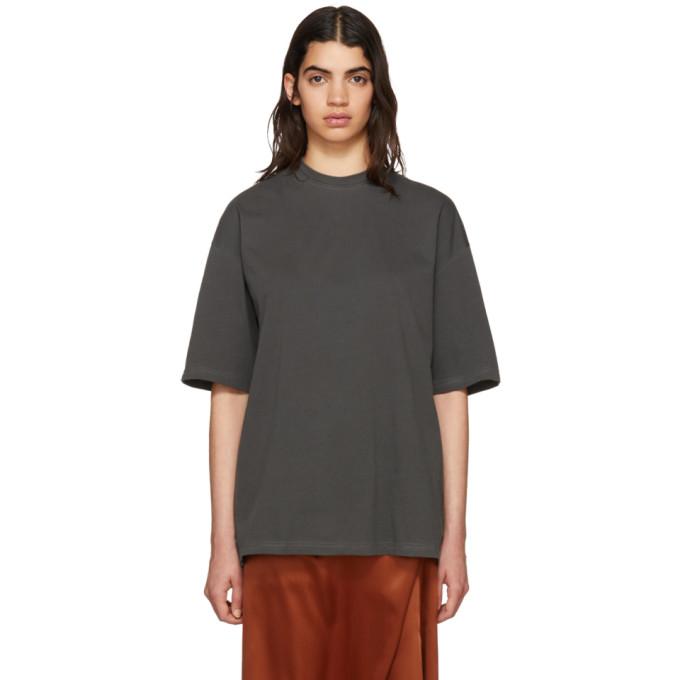 Balenciaga Black Femme Fatale T-Shirt