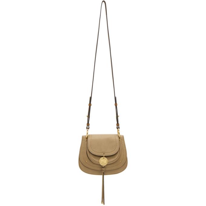 See by Chloe Beige Small Charm Bag