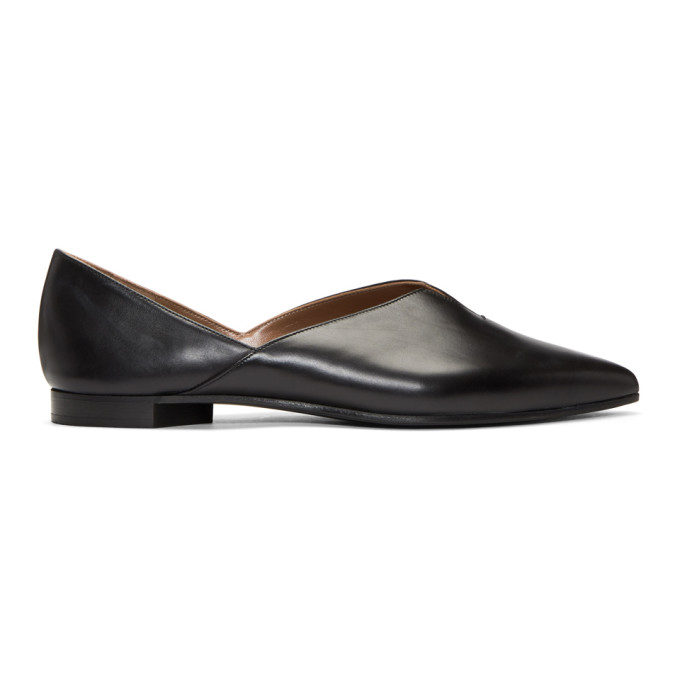 Image of Pierre Hardy Black Rally Mules