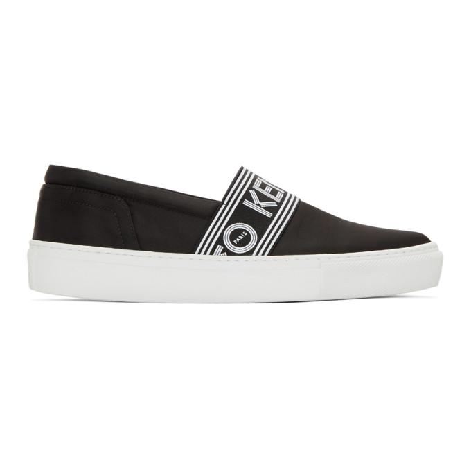 Kenzo Black Kapri Sneakers