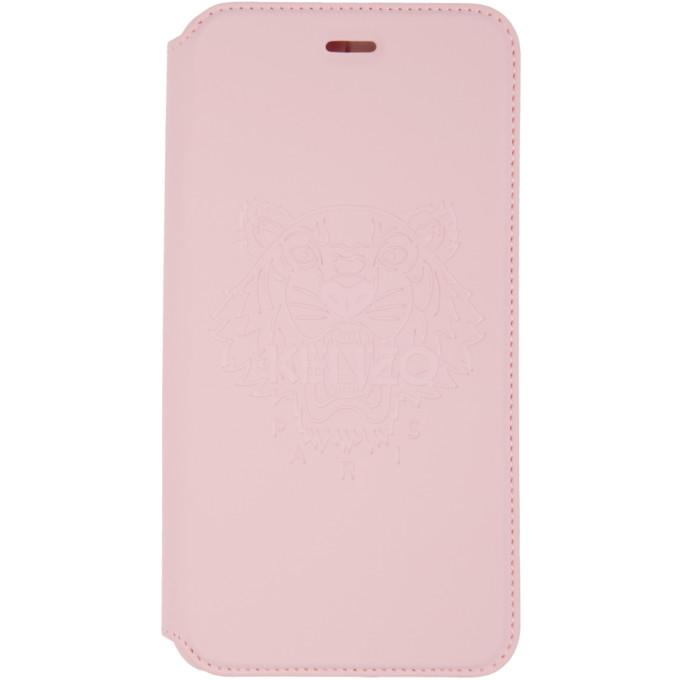 Kenzo ピンク タイガー iPhone 7 Plus ケース