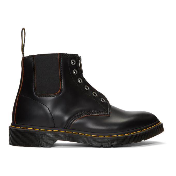 Dr. Martens Black 101 GST Boots