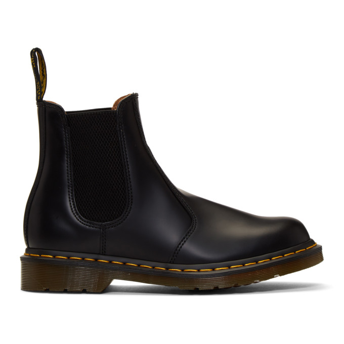 Image of Dr. Martens Black 2976 Chelsea Boots