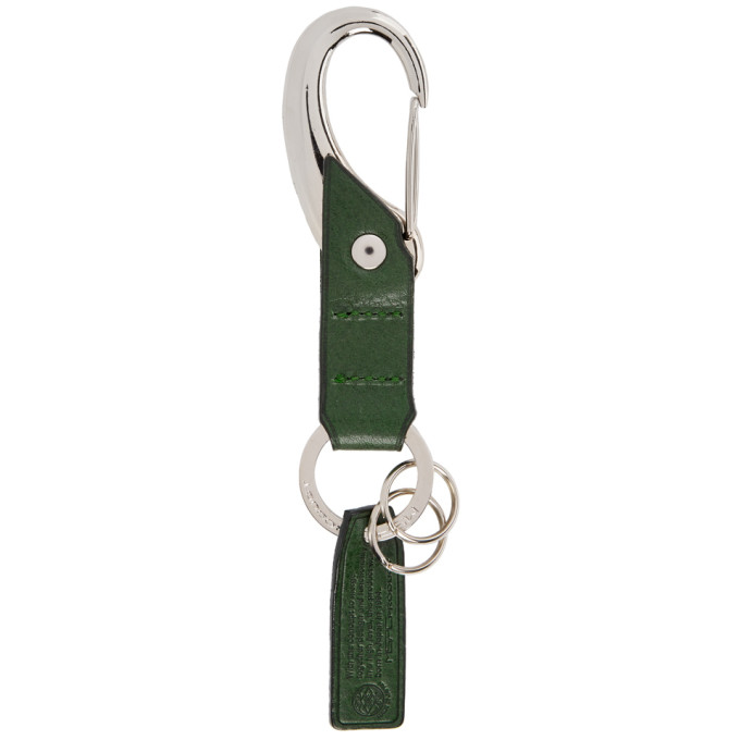 Image of Master-Piece Co Green Equipment Series Keychain