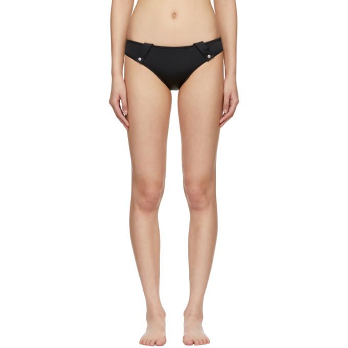 Versus Black Bikini Bottoms