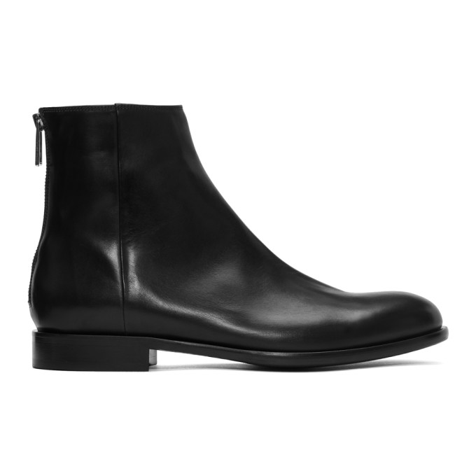 Ps By Paul Smith Black Jean Majestic Boots