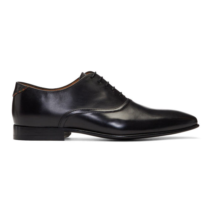Ps By Paul Smith Black Starling Oxfords