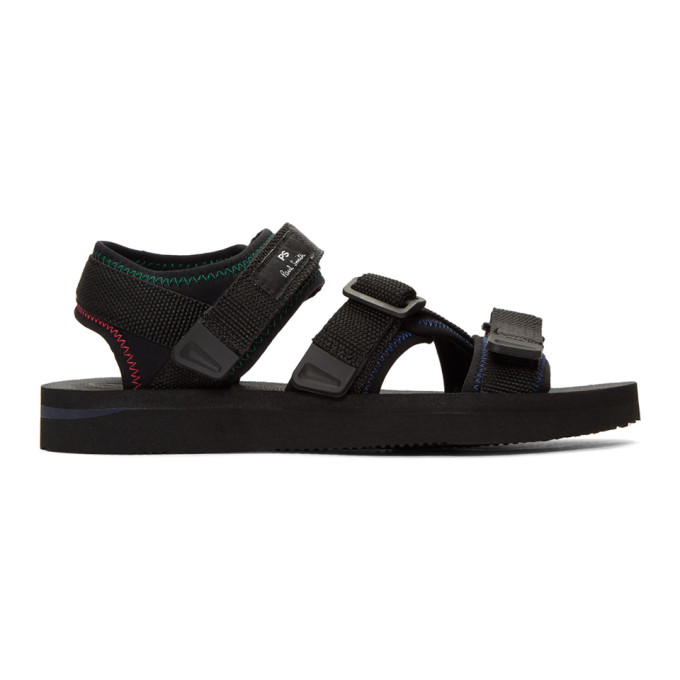 Ps By Paul Smith Black Formosa Sandals