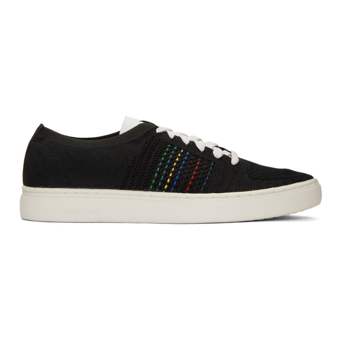 Image of PS by Paul Smith Black Doyle Sneakers