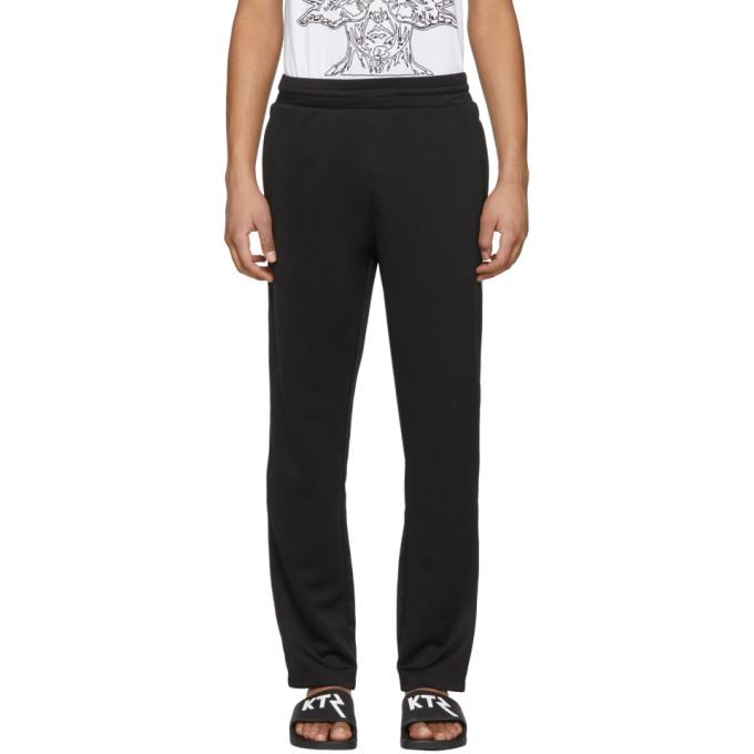 Image of KTZ Black Line Ribbon Lounge Pants
