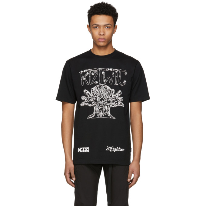 Image of KTZ Black Arm Flesh T-Shirt