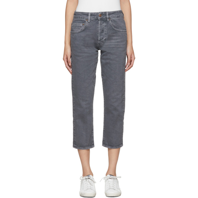 6397 female 6397 grey shorty jeans