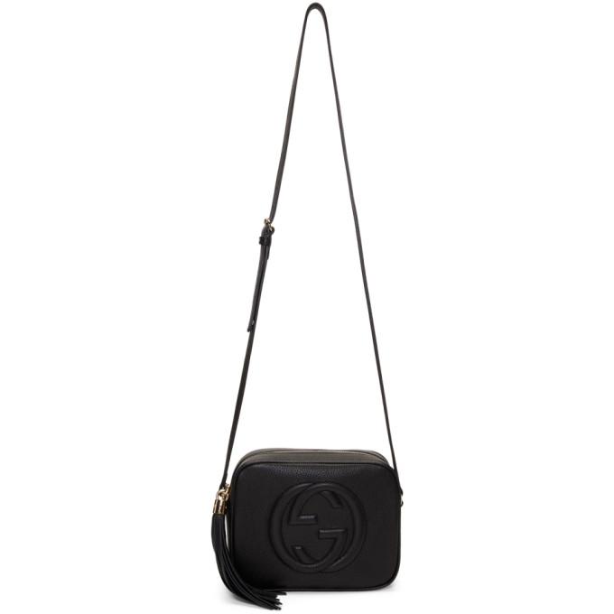 Gucci Black Small Soho Camera Bag