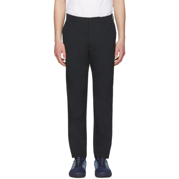 Image of Nanamica Black Alphadry Trousers