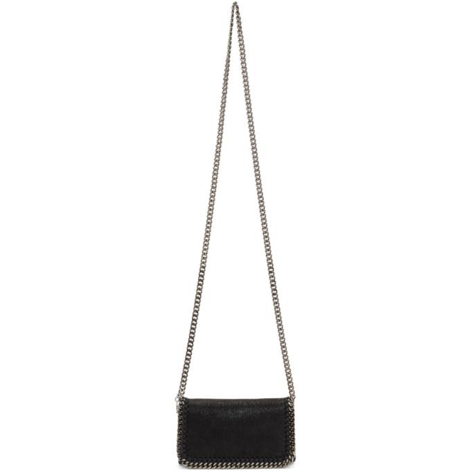 Stella McCartney Black Falabella Case Bag
