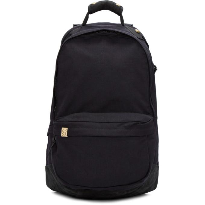 Visvim Black 22L Backpack