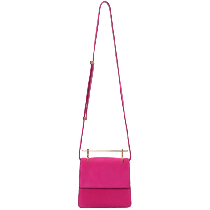 M2Malletier Pink Mini 'La Collectioneuse' Bag