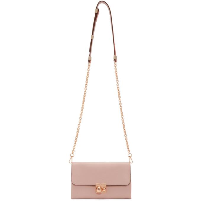 Sophia Webster Pink Blythe Wallet Bag