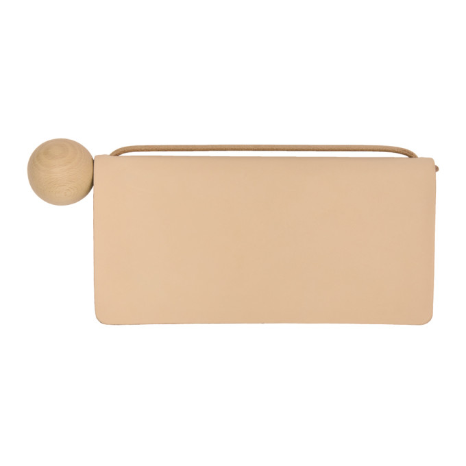 Image of Building Block Beige Book Wallet