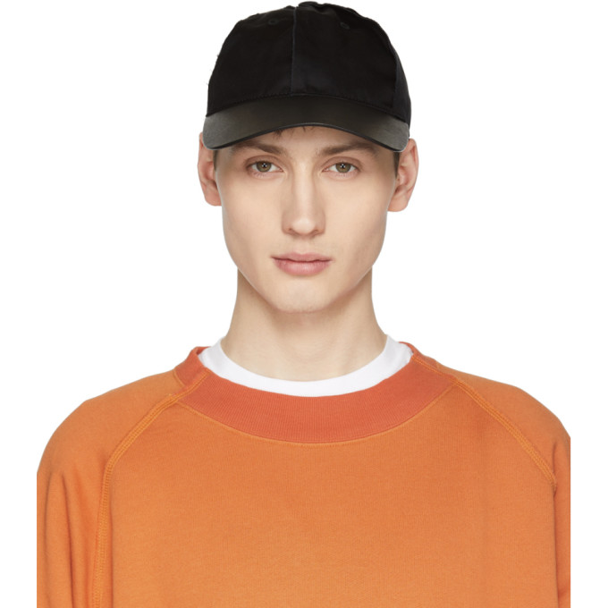 Image of Diet Butcher Slim Skin Black Open Seam Cap