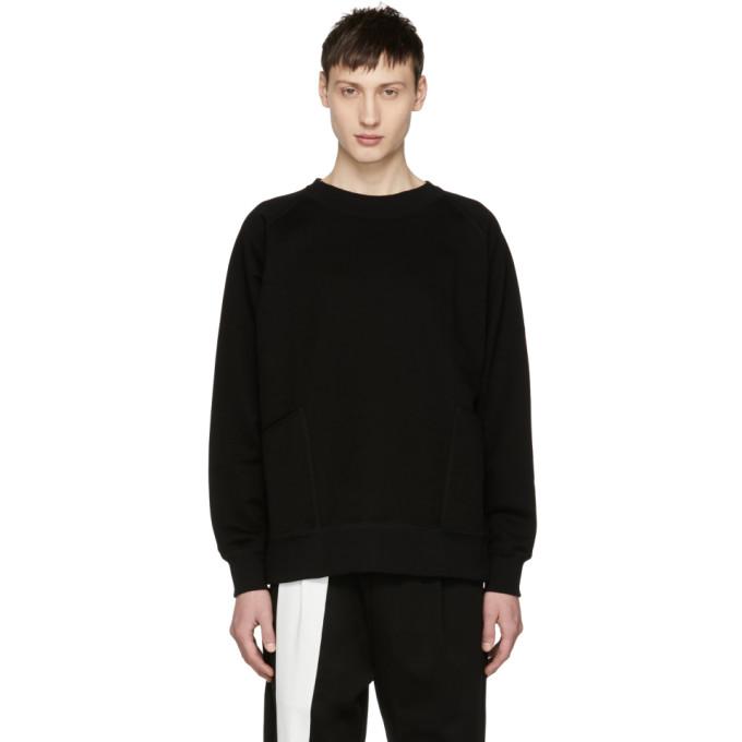Image of Diet Butcher Slim Skin Black Out Pocket Sweatshirt