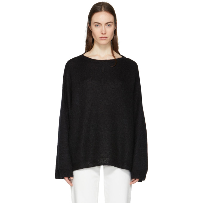Image of Won Hundred Black Brook Crewneck Sweater