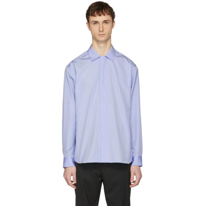 Image of OAMC Blue Fold Shirt