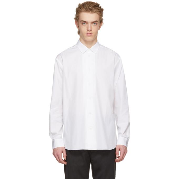 Image of OAMC White Kennedy Shirt