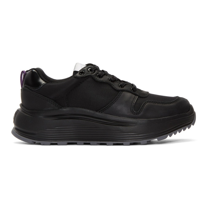 Image of Eytys Black Jet Combo Sneakers