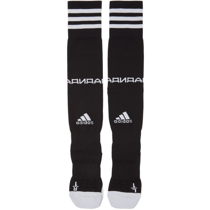 Image of Gosha Rubchinskiy Black adidas Originals Edition Logo Socks