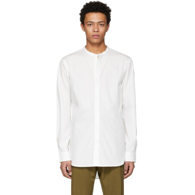 Lemaire Chemise blanche Liquette