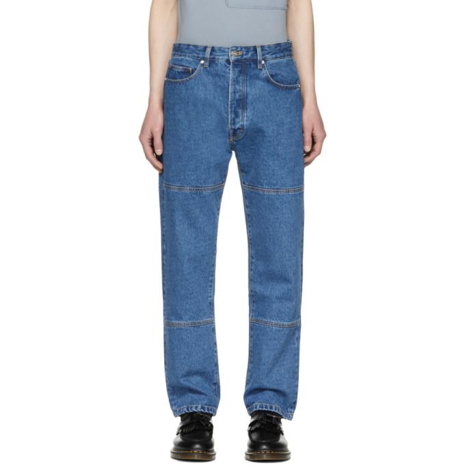 Études Blue Corner Jeans
