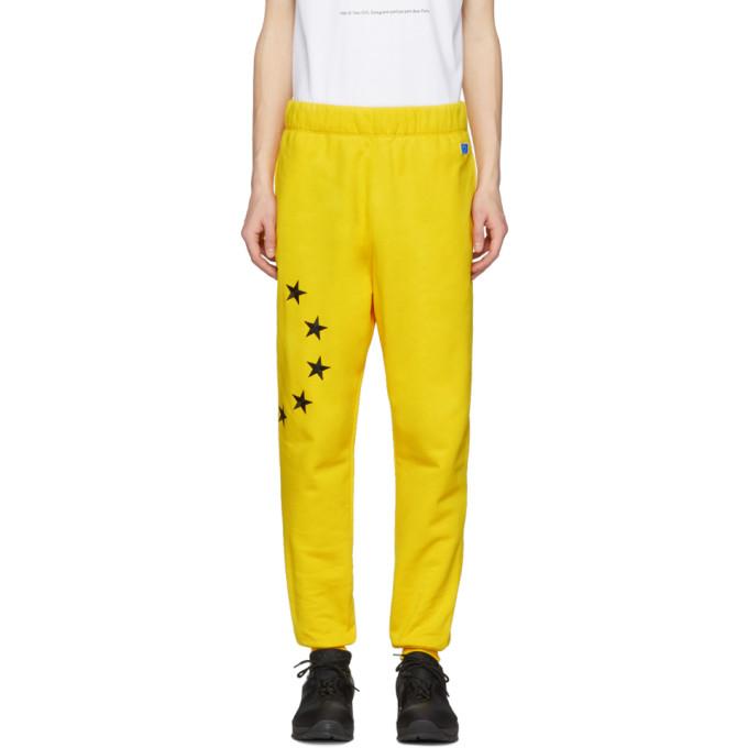 Études Yellow Etoile Lounge Pants