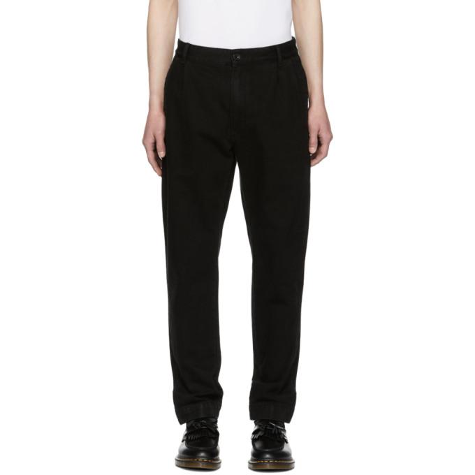 Image of Études Black Archives Trousers