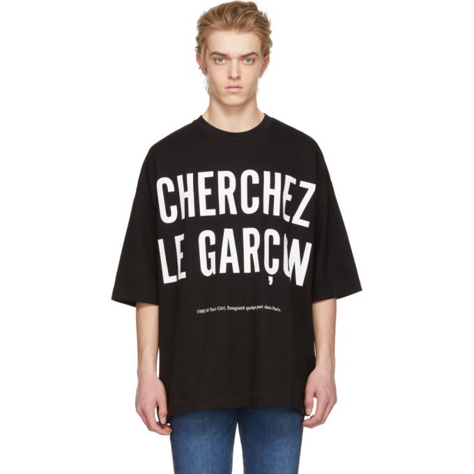 Image of Études Black Desert 'Garçon' T-Shirt