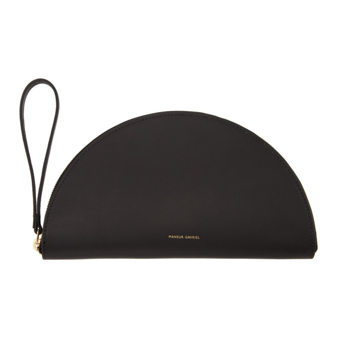 Mansur Gavriel Black Moon Wallet