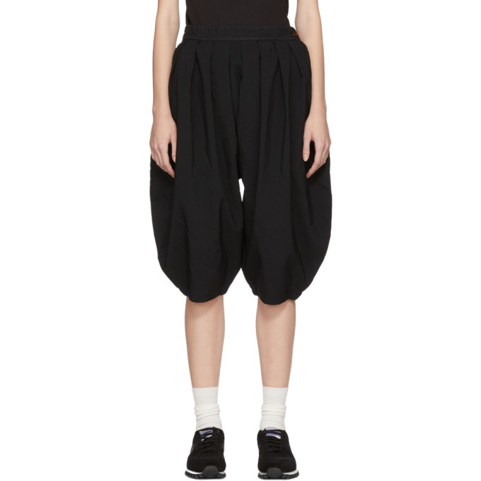 Comme des Garcons Black Box Pleat Trousers