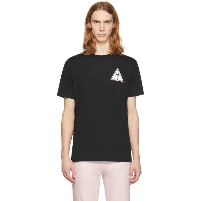 Palm Angels Black Palm Icon T-Shirt