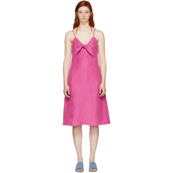 Simon Miller Pink Oriska Dress