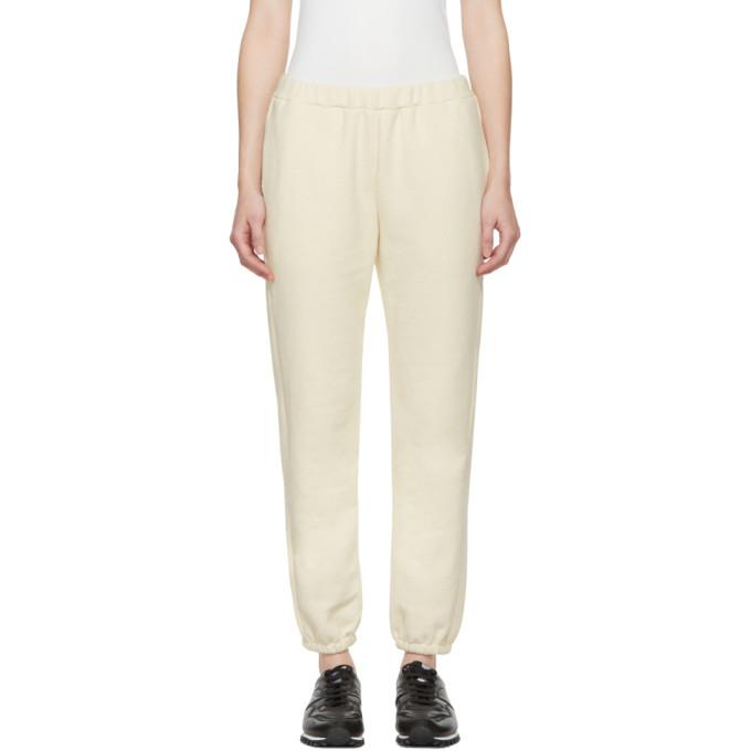 Simon Miller Off-White Yuba Lounge Pants